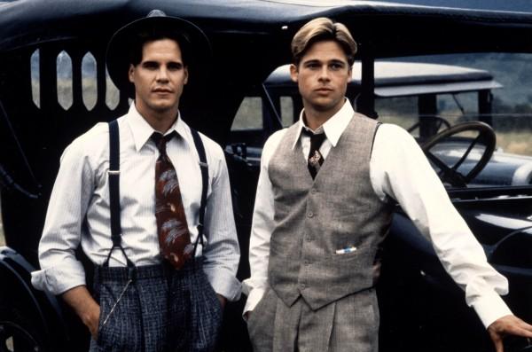 Craig Sheffer, Brad Pitt