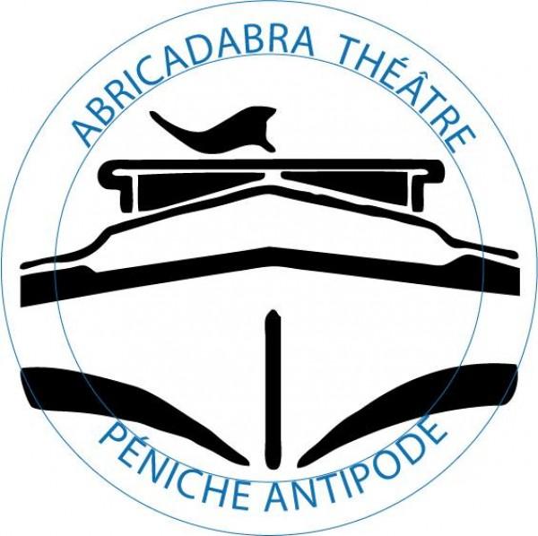 Abricadabra - Péniche Antipode : logo