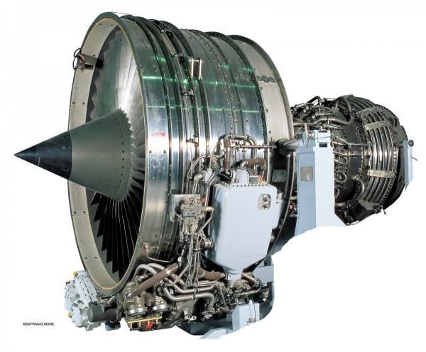 Moteur CFMI (Snecma / General Electric) - Modèle CFM56-5a