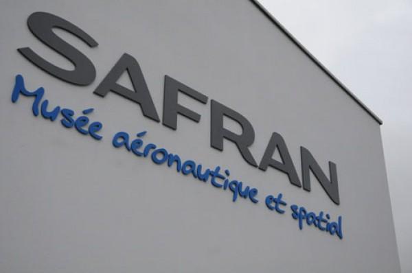 Musée aéronautique et spatial du Groupe Safran : Logo