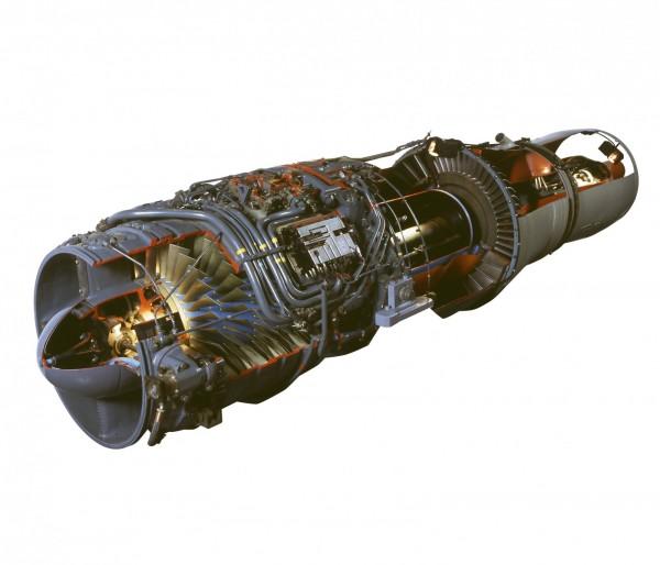 Moteur Snecma - Modèle ATAR 101 - B2