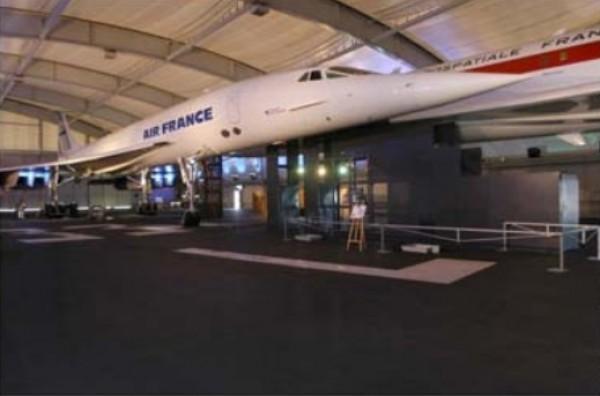 Concorde - Musée de l'Air et de l'Espace