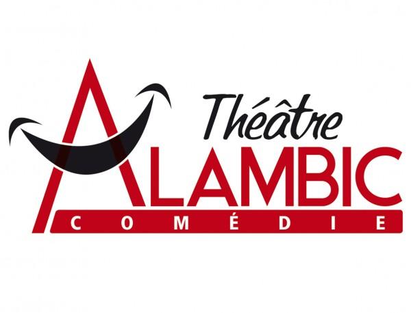 Théâtre Alambic Comédie : logo