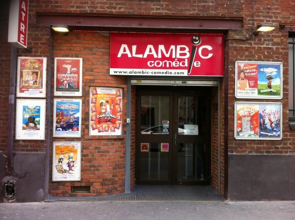 Théâtre Alambic Comédie