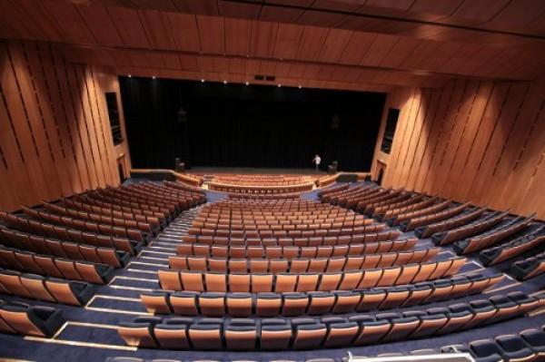 Théâtre Alexandre Dumas : la salle