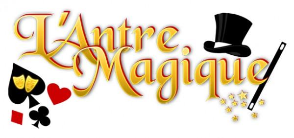 L'Antre Magique : logo