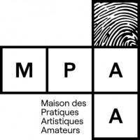 MPAA (Maison des Pratiques Artistiques Amateurs) - Logo