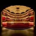 Théâtre des Bouffes Parisiens : vue du plateau