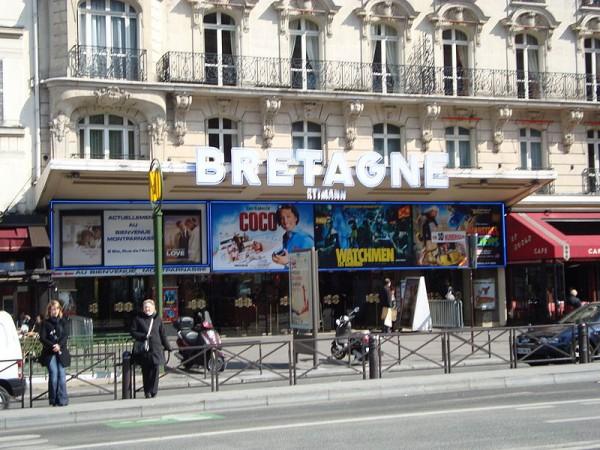 Cinéma Le Bretagne
