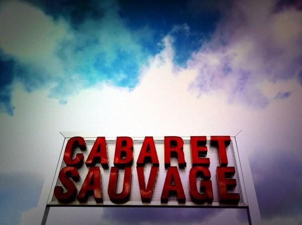 L'enseigne du Cabaret sauvage