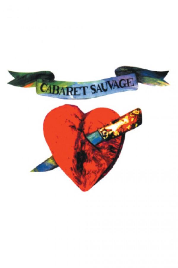 Cabaret sauvage - Logo
