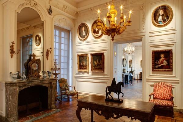 Salon XVIIe - Musée Carnavalet