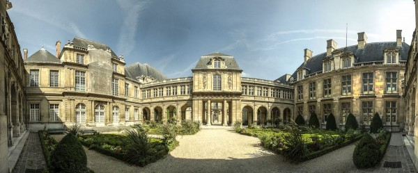 Musée Carnavalet panoramique