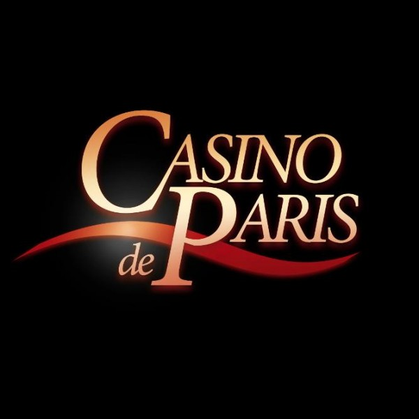 Casino de Paris : logo