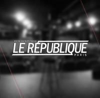 Théâtre Le République : logo