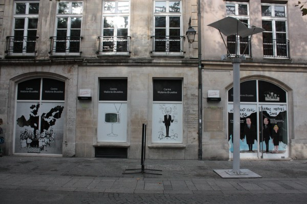 Façade du 127-129 rue Saint-Martin