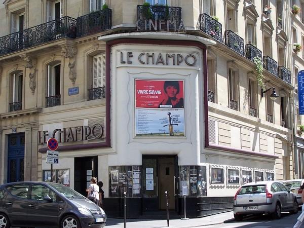 La façade du Champo