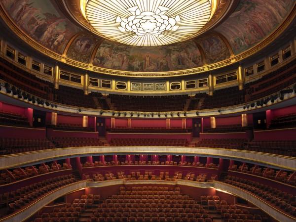 Le Théâtre des Champs-Élysées