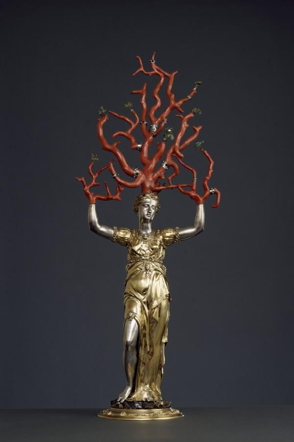 Statuette Daphné