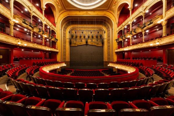 Théâtre du Châtelet - Salle