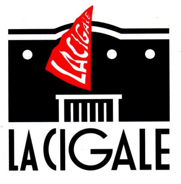 La Cigale : logo