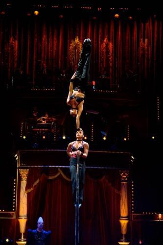 Soeurs Azzario - Cirque Bouglione