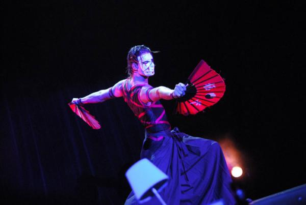 Tony Frebourg - Cirque Bouglione