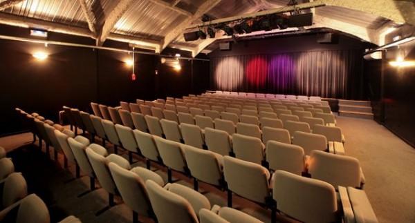 Théâtre de la Clarté : salle