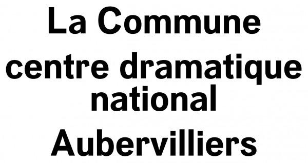 Théâtre de la Commune - Logo