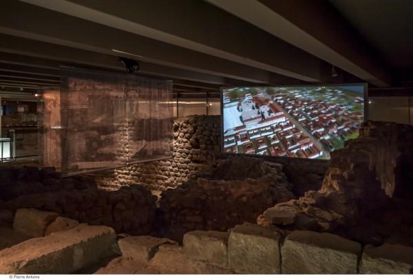 Crypte archéologique du parvis Notre-Dame