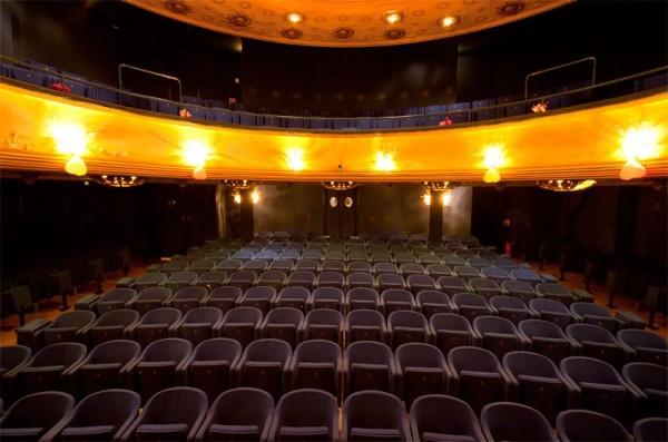 Théâtre Daunou : salle