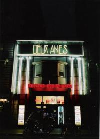 Théâtre des Deux Ânes - Facade