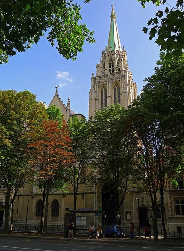 L'Église américaine
