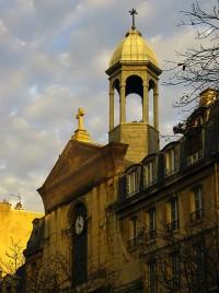 L'Église luthérienne des Billettes