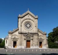 L'église Notre-Dame-des-Champs