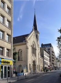 L'Église réformée des Batignolles