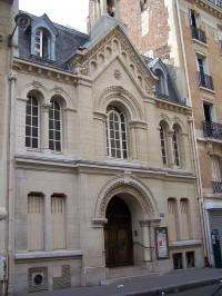 L'église luthérienne Saint-Marcel
