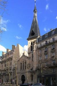 L'église Saint-Antoine-des-Quinze-Vingts