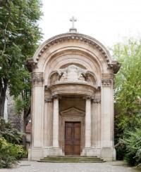 Extérieur de l'église Saint-Ephrem