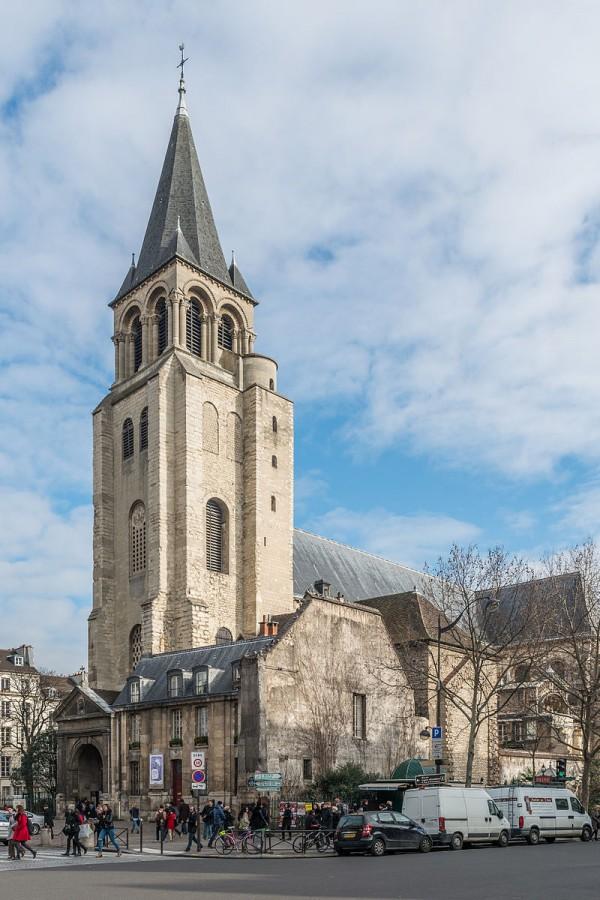 L'église Saint-Germain-des-Prés