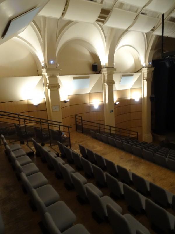 L'auditorium Bernans