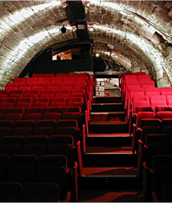 Théâtre Essaïon : salle