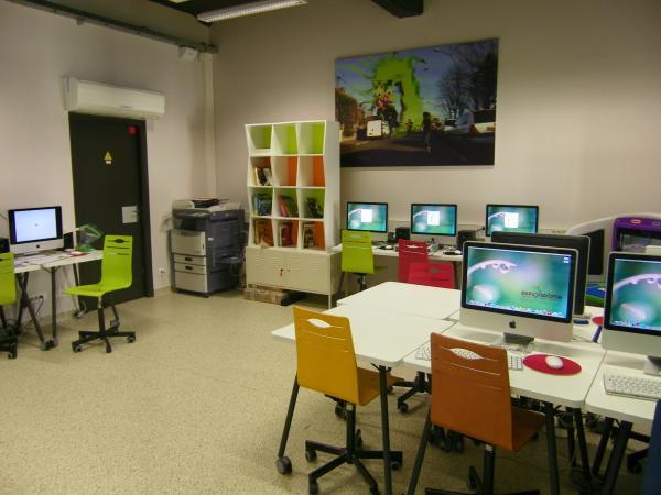 Atelier multimedia