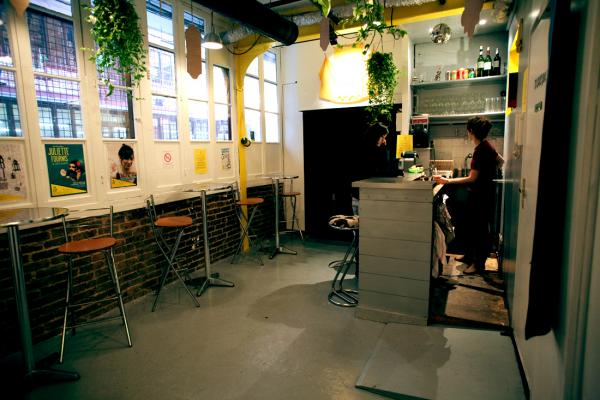 La Loge bar