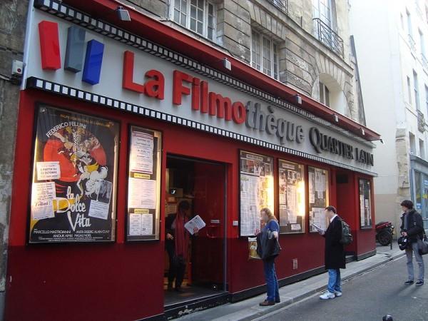Filmothèque - Quartier latin
