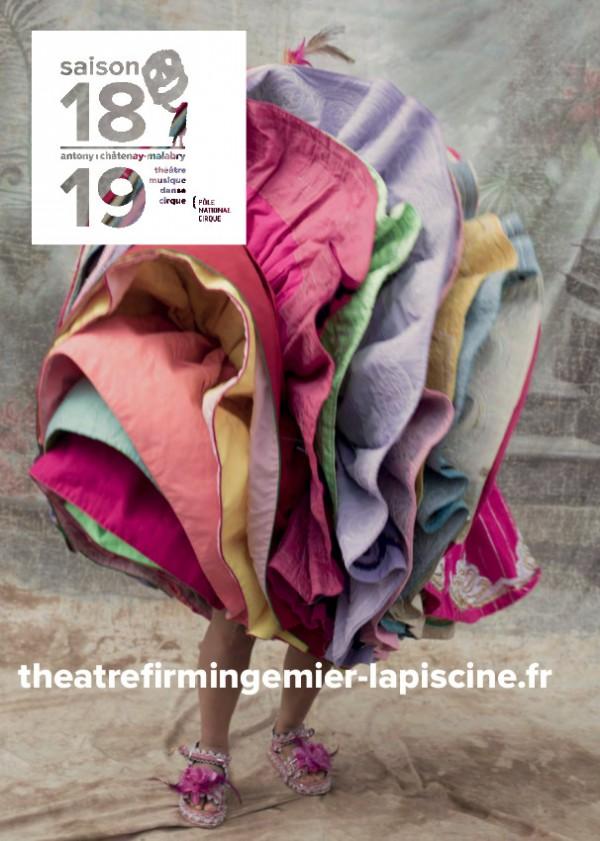 Théâtre Firmin-Gémier - Saison 2018-2019