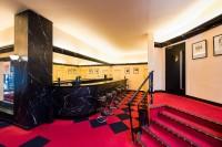 Théâtre Fontaine : salle et plafond