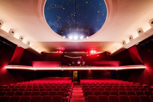 Théâtre Fontaine : le bar