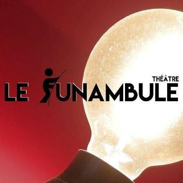 Théâtre Le Funambule - Logo