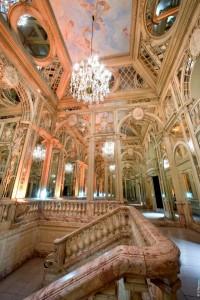Musée Grévin : Grand escalier